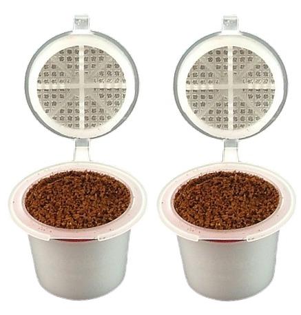 Capsula reutilizavel nespresso