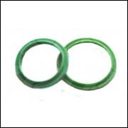 O-ring Anel De Silicone Vedação Cápsula Inox Nespresso