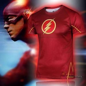 Camiseta T-shirt Flash Camisa