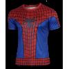 Camiseta Homem Aranha T-shirt Spiderman
