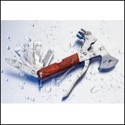 Multiferramenta Canivete com Martelo, Machado, Alicate
