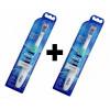 Escova Dental Elétrica 2 Unidades