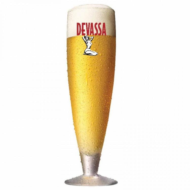 Taça Cerveja Devassa