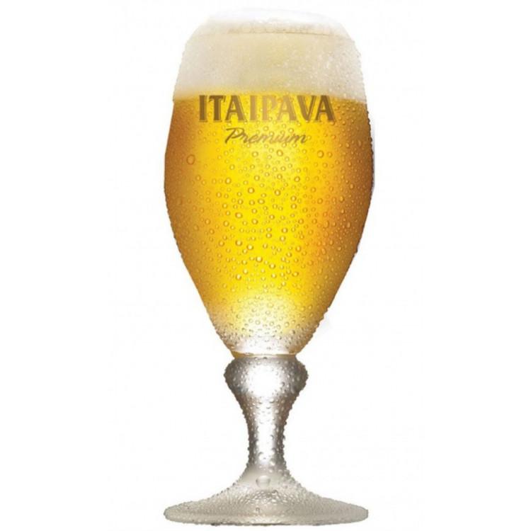 Taça De Cerveja Itaipava