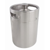 Barril Growler Aço Inox 5 litros