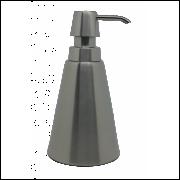 Saboneteira Cônica em Aço Inox