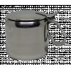 Açucareiro Tamanho Médio em Aço Inox