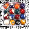 Bola de Bilhar Sinuca Snooker